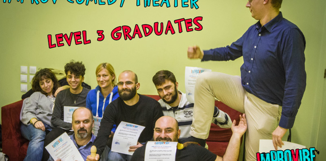 English Improv Comedy Theater Show (Free)