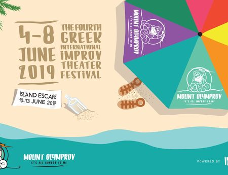 Mt Olymprov - 4th International Improv Theater Festival in Athens, Greece