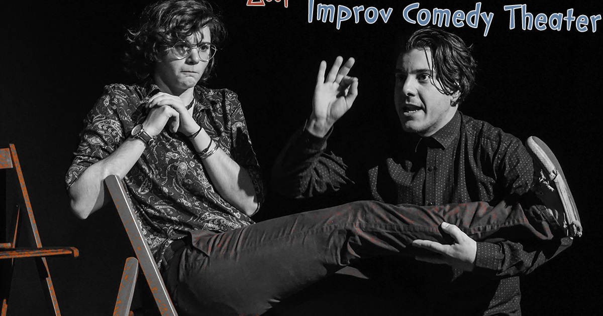 FREE Introductory Improv Comedy Class by ImproVIBE